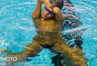 شکسته شدن پنج رکورد ملی در شنای نابینایان و معلولان