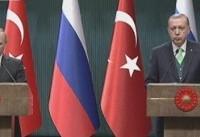اردوغان: ترکیه با روسیه در موضوع بیتالمقدس همنظر است / اسرائیل همچنان به سرکوب ملت فلسطین ...