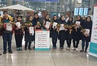 درخشش دانش آموزان ایرانی در مسابقات جهانی ریاضیات با حمایت بانک گردشگری