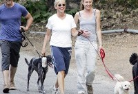 Ellen DeGeneres Evacuates Her Pets As California Fire Bears Down