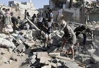 شهادت ۶ شهروند یمنی در حمله جنگندههای عربستان