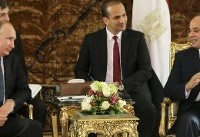 A look at Egypt-Russia relations as Putin visits Cairo