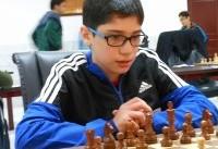 دومین پیروزی تیم شطرنج نوجوانان ایران در المپیاد جهانی