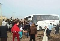 اسامی کشتهها و مصدومان حادثه اتوبوس راهیان نور