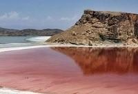 تراز دریاچه ارومیه ۶ سانتیمتر افزایش یافت
