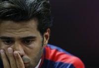 جدایی ناگهانی مسعود شجاعی از پانیونیوس / شماره هفت سابق تیم ملی بدون تیم شد