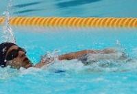 نتایج مسابقات نوبت عصر روز نخست لیگ برتر شنا