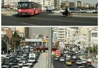 اجرای اصلاح هندسی در دسترسی جنوب به جنوب بزرگراه محمد علیجناح