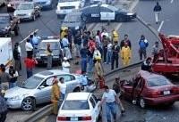 هنوز جاده&#۸۲۰۴;ها و بزرگ&#۸۲۰۴;راه&#۸۲۰۴;ها هزاران قربانی می&#۸۲۰۴;گیرند