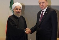 Turkish, Iranian presidents mull Jerusalem resolution in Istanbul