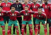 تیم ملی فوتبال مراکش به مصاف ازبکستان میرود