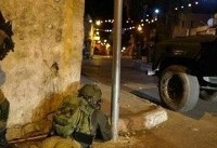 شهادت پیرزن فلسطینی در اریحا پس از حمله نظامیان اسرائیلی به منزلش