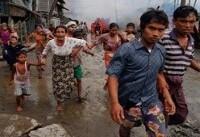پزشکان بدون مرز: بیش از ۶۷۰۰ روهینگیایی در میانمار کشته شدهاند