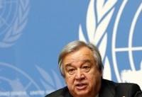 «گزارش دبیرکل سازمان ملل» در مورد آزمایشهای موشکی ایران و توافق اتمی
