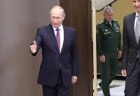 خبر روسها از آینده کاری بشار اسد