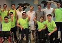 بازیهای پاراآسیایی جوانان/ امارات؛ پایان کار نمایندگان شنا در بخش معلولین با ۱۸ مدال