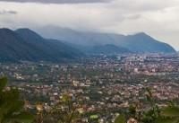 مارکوه؛ قلعهای در آسمان+عکس
