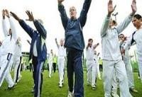 ورزش راهکار مقابله با سرطان غدد لنفاوی