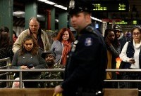 How New York Guards Against Terror On Its Subway