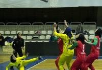 پیروزی گاز، گروه بهمن و سیاه جامگان در سوپر لیگ A بسکتبال بانوان