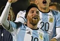 مسی: امیدوارم جام جهانی دِینش را به من ادا کند/ با فرم و شکل خوبی به روسیه خواهیم رفت