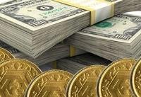 افزایش قیمت سکه و کاهش بهای دلار در بازار
