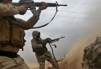 حمله انتحاری در شمال غرب سامرا/۲ نفر شهید و ۶ تن دیگر مجروح شدند