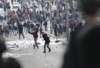 نیروهای رژیم صهیونیستی به معترضان فلسطینی در بیت لحم حمله کردند/شهادت یک فلسطینی