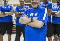 مارادونا: من و مسی قابل مقایسه نیستیم/ رونالدو بهترین نیست