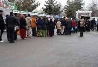 ترکمنستان گرفتار کمبود مواد غذایی شد
