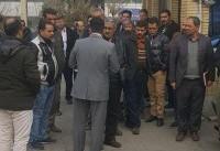 تجمع کارگران Â«پروفیل ارومیه»برای معوقات مزدی