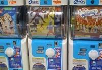 تولید عروسکهای کپسولی در ژاپن+ تصاویر