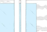 گوشی تاشو سامسونگ این شکلی خواهد بود (+عکس)