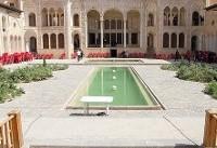 هدررفت انرژی با عقبگرد در معماری ایرانی