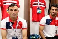 حسینی: قهرمانی در دو جام نیاز به برنامهریزی دارد/ شرایط تیم واقعا سخت است