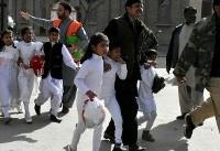 دستکم هشت تن در حمله انتحاری داعش به کلیسایی در پاکستان کشته شدند