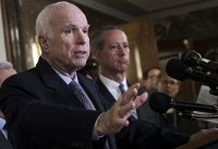 US Senator John McCain to miss key tax vote: reports