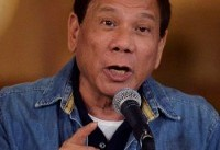 Philippine President Rodrigo Duterte backs same-sex marriage