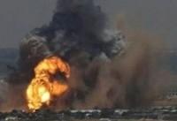 حملات ارتش اشغالگر به پایگاههای مقاومت در غزه