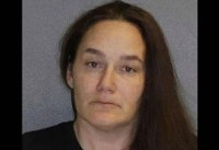Woman arrested in Florida after police found three dead dogs in her freezer