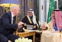اینفانتینیو از لبخند به ایران تا آغوش سعودیها/ دیپلماسی گمشده!