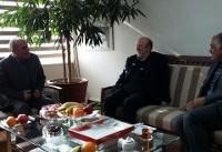 دیدار گلمحمدی با مدیران سرخآبی