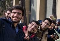 تصاویر/ نمایش موشک بالستیک «ذوالفقار» در دانشگاه امیرکبیر