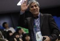 کیومرث هاشمی از انتخابات کمیته المپیک کنار کشید