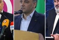 برات قنبری، مجید صدری و بابک تراکمه گزینه های نهایی تصدی سمت مدیرعاملی شرکت مخابرات ایران شدند