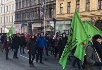 مراسم سوگند دولت ائتلافیِ راستگرای جدید اتریش برگزار شد