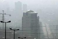 کودکان و بیماران پرخطر در هوای آلوده تردد کنند