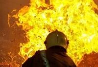انفجار در بزرگراه آیت الله سعیدی / ۲ نفر دچار سوختگی شدید شدند