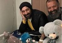 کمدین معروف زیر تیغ جراحی + عکس