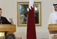 سفر ماکرون به قطر ۱۲ میلیارد یورو برای فرانسه به ارمغان آورد
